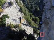 Vía Ferrata puente Tibetano