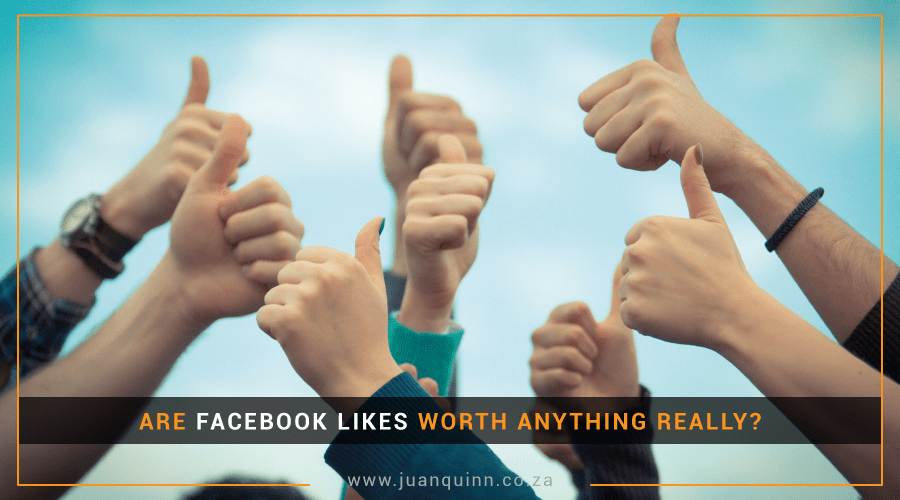 Are Facebook likes worth anything really?