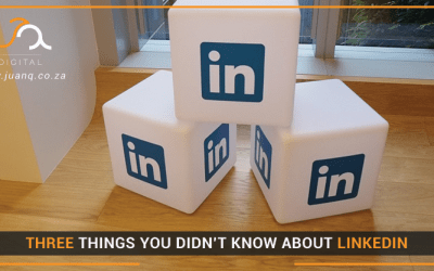 3 Things You didn't Know About LinkedIn