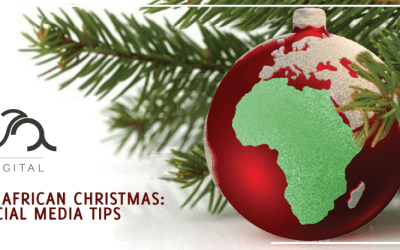 How to Have an African Christmas on Social Media