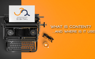 What is content? …and where is it used?