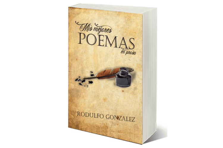 Libros de Poesía Poemas Poemarios, Poemarios de Rodulfo Gonzalez