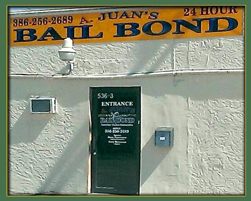 A.Juan's Bail Bond Inc. | Bail Bond services in Sandford FL (Seminole County) and Daytona Beach FL (Volusia County)