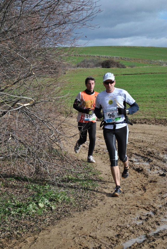 A 2 km de meta, último paso por el barrizal