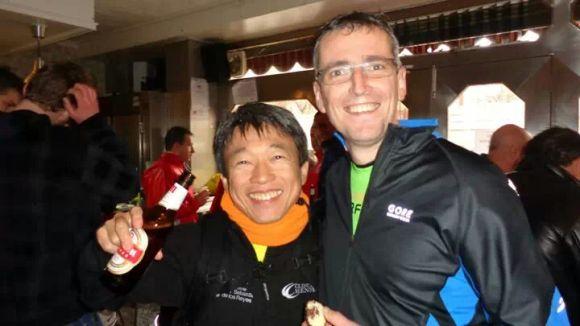 Con Shin, foto cortesía de Mapi :-)