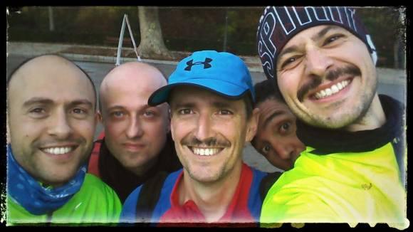 Al loro de los mostachos #movember. Foto de @fisioteko
