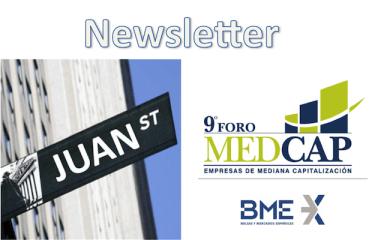 Newsletter Foro MedCap