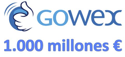 Gowex 1000 millones euros