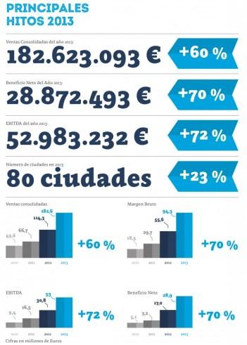 Resultados Gowex 2013