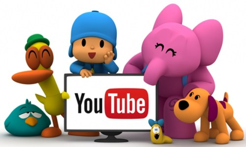 pocoyo youtube
