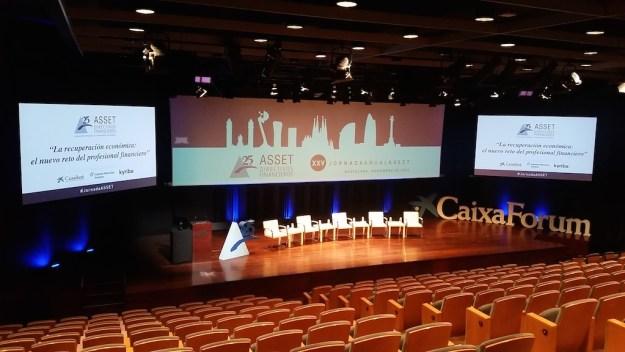 auditorio CaixaForum