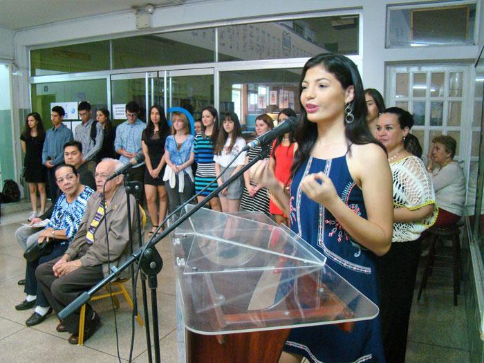 Inaugurada la XIV exposición de Arte del Programa Diploma