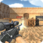 Download  Sniper Shoot Fire War 1.2.5 Apk