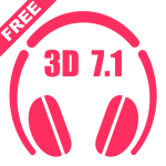 Download  3D Surround 7.1 MusicPlayer (FREE) 2.0.53 Apk