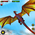 Download  Flying Dragon City Attack 1.0.5 Apk
