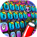Download  Party Graffiti Keyboard Theme 1.0 Apk