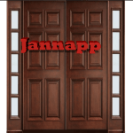 Download  double wooden door design 1.0 Apk