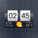 Unduh Sense Flip Clock & Weather 5.50.0.9 Apk