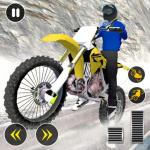 Unduh Snow Mountain Bike Racing 2019 – Motocross Race 1.8 Apk