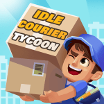 Unduh Idle Courier Tycoon – 3D Business Manager 1.0.10 APK