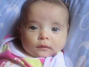 Bárbara 129 2 mês