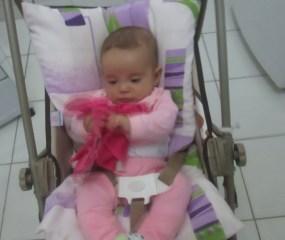 Bárbara 166 3º mês
