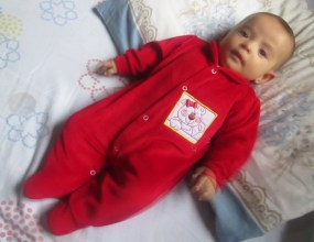 Bárbara 168 3º mês
