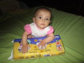 Bárbara 7º mês