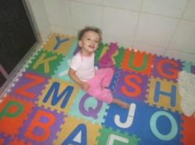 Bárbara no alfabeto 1