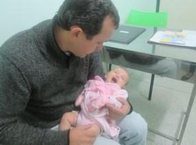 Bárbara137 3º mês 19 Vacina PSF Casa Amarela