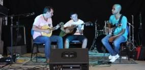 Juarez, Vitor e Diego