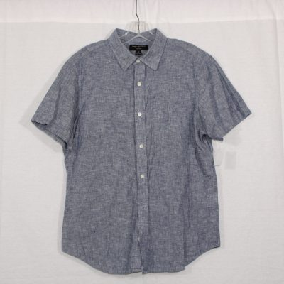 Banana Republic Button Up Linen Shirt | M