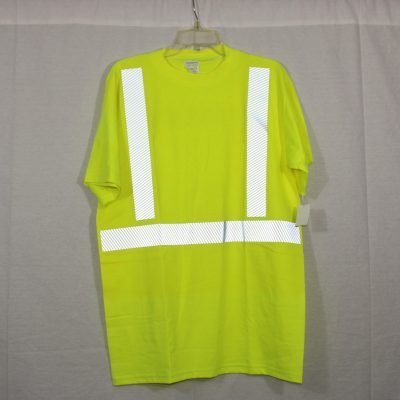 Men's Unique Source Safety T-Shirt | XL