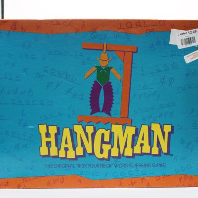 Hangman Board Game