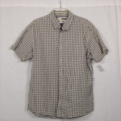 Urban Pipeline Button Up Shirt | Extra Large