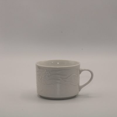 American Atelier Autumn Leaf Tea Cup