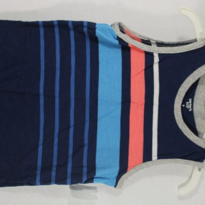 Carter's KID Striped Tank | Size 7