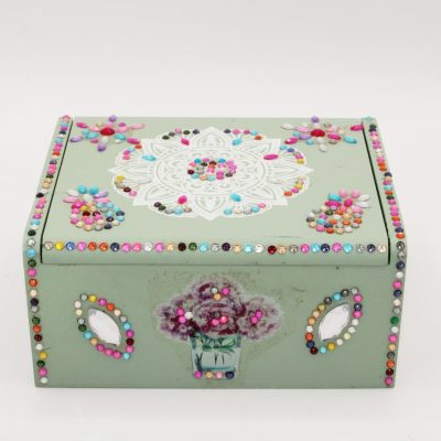 Bedazzled Box