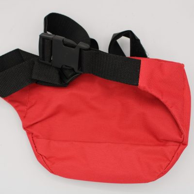 Lifeguard Red Fanny Pack