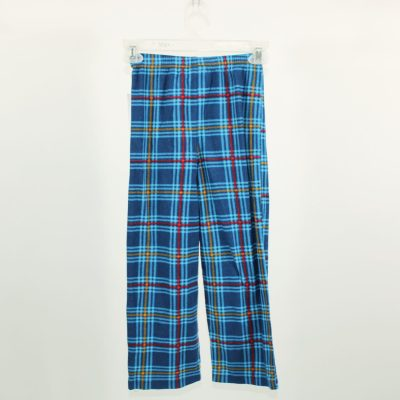 Mad Dog Concepts Plaid Fleece Pajama Pants | Size 6/8
