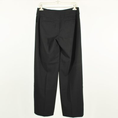 LOFT Ann Fit Black Dress Pants | Size 2