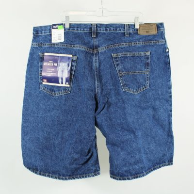 NEW Faded Glory Relaxed Fit Denim Shorts | Size 46