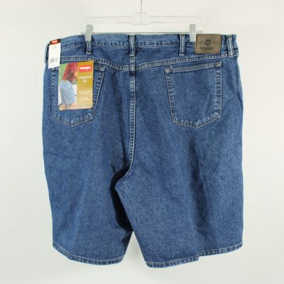 NEW Wrangler Relaxed Fit Denim Shorts | Size 46