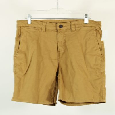 George Slim Straight Shorts | Size 34