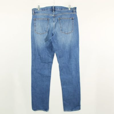 Old Navy Straight Fit Built-In Flex Jeans   Size 32x32
