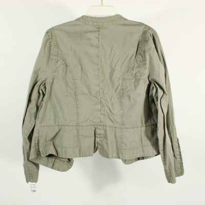 Maurices Olive Green Jacket | Size 0 (XS)