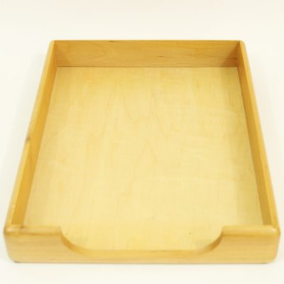 Wooden Paper Tray | 13