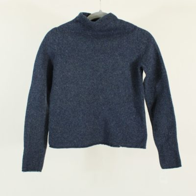 The Limited 100% Wool Blue Sweater | M