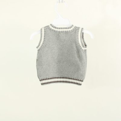L.O.G.G. By H&M Knit Sweater Vest | Size 6-9 Months