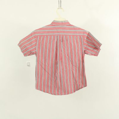 Tommy Hilfiger Striped Button Down Shirt | Size 7